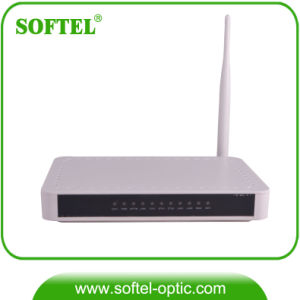 4*Fe+1*Pots+1*RF FTTH Gepon ONU with Build-in WiFi pictures & photos