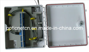 Fiber Optic Distribution Box (48 fibers) pictures & photos