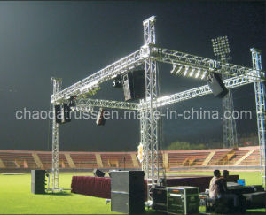 Lighting Tower Truss Stage System