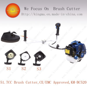 51.7cc Cg520 Brush Cutter with 1e44f-5 Engine