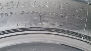 Defective Truck Tire for Agricultural Machines pictures & photos