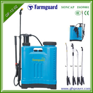 16L Manual Sprayer Knapsack Sprayer (GF-12-02)