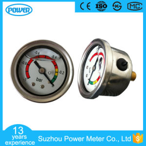 1.5′′ 40mm Stainless Steel Oil Filling Compound Gauge pictures & photos