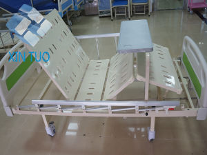 Factory Price Imported Matrial Linak Motor ABS Handgrip electric Bed pictures & photos
