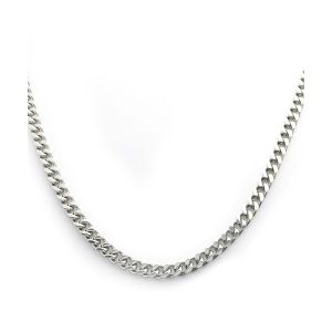 5mm Mens Stainless Steel Curb Link Chain Necklace pictures & photos