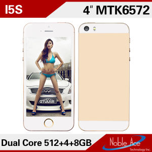 Smart Phone 5s Mt6572 1.2GHz Dual-Core