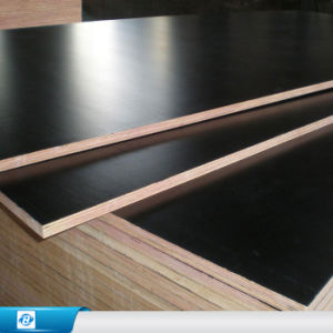 China Concrete Timber Anti Slip Film Faced Plywood On Sale China