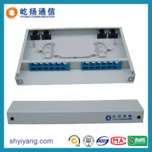 Good Quality Rack Mounted Fiber Optic Terminal Box (1U)