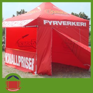 Printed Custom Logo Gazebo for Outdoor Event pictures & photos