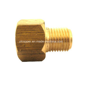 "Brass Connector for 3/8"" Fuel Line pictures & photos"
