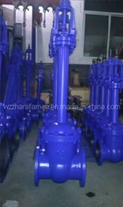 DIN Bellows Seal Gate Valve Carbon Steel