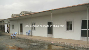 Simple Modular Prefabricated House with Sanwich Panel Roof and Wall (DG9-020) pictures & photos