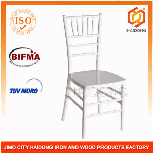 Resin Clear Chiavari Chair for Banquet and Wedding pictures & photos