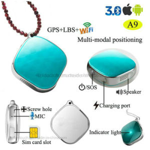 GPS Real Map Tracker for Old People/Naughty Kids (A9) pictures & photos