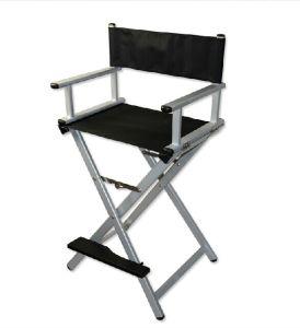 China Portable Aluminum Makeup Chair