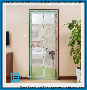 2017 Magnetic Door Screen Mesh Screen Door Curtain Instant Door Screen : instant door - Pezcame.Com
