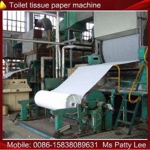 1880mm/150 4-5 Ton/Day Facial Tissue Jumboo Roll Paper Making Machine pictures & photos