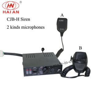 Electronic Police Car Siren (CJB-H) pictures & photos
