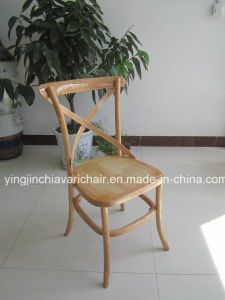 Rental Wholesale Top Factory Cross Chair for Wedding