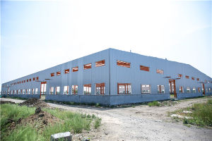 Steel Building for South Africa pictures & photos