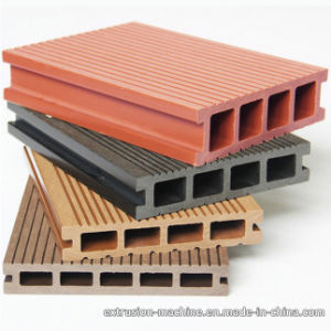 Wood Plastic Composite Flooring for Outdoor Application