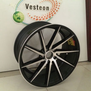 High Quality CVT Aluminum Alloy Wheels for Sale 15 16 17 18 19 20 Inch pictures & photos