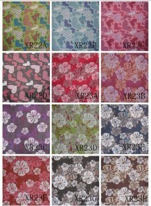 Coated Polyester Oxford Fabric