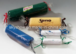 Customed Jacquard Towel with Bag (SST0369) pictures & photos