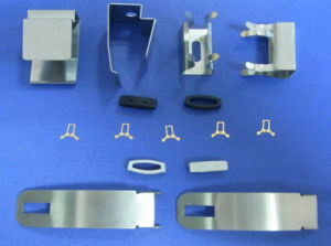 Custom Sheet Metal Stamping Part with 10 Years Experience (JHX-023)