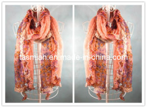 High Quality Fashion Long Scarf (L12020053)
