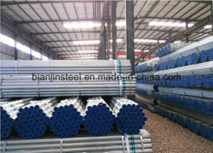 Construction Using Dn25 High Quality Galvanized Pipe