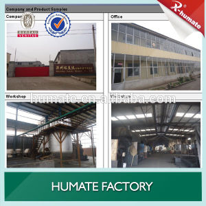 X-Humate Brand Product- Potassium Humate 100% Solubility, Humic Fulvic Potassium Fertilizer pictures & photos