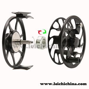 Large Arbor CNC Machine Cut Fly Fishing Reel pictures & photos
