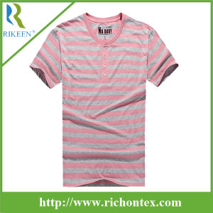 Men′s Cotton Polyester Wholesale Printing T Shirt, Tshirt, Tee Shirt