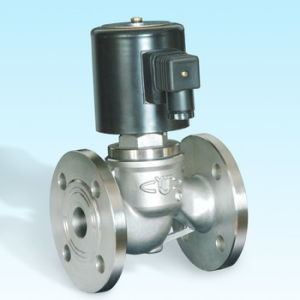 High Temperature Steam Solenoid Valve (ZBSF) pictures & photos
