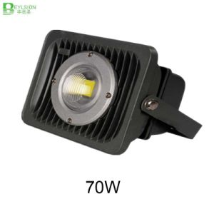 70W PC Cover Die Cast Aluminum LED Floodlight