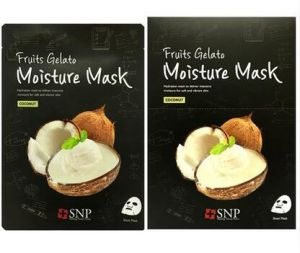 Skin Care OEM Hydro Facial Coconut Face Mask pictures & photos
