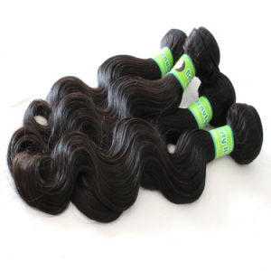 100% Human Hair 7A Cambodian Body Wave Natural Hair Products pictures & photos