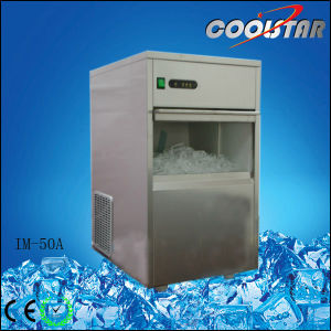 Automatic Commercial Bullet Type Soaking Ice Maker (IM-50A) pictures & photos