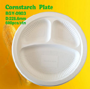 Cpla Biodegradable Disposable Compostable Tableware/Cutlery with Cornstarch Plates  sc 1 st  Made-in-China.com & China Cpla Biodegradable Disposable Compostable Tableware/Cutlery ...