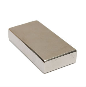 Strong Permanent Sintered NdFeB Block Magnet pictures & photos