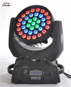 37*9W LED Moving Head Light for Stage Party (RG-M23-379) pictures & photos