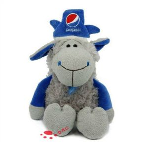 Plush USA Brand Promotional Sheep