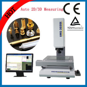 Small Size Video Measuring Machine with CNC System and 20-128X Magnification