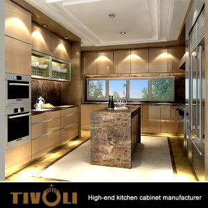 New Luxury Kitchen and Bath Cabinets with Cusotm Design TV-0027