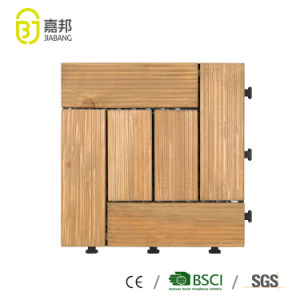 Whole Outdoor Exterior Portable Patio Laminate Real Wood For Fir Floor Cover Tile Deck Manufacturer In