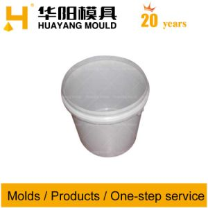 3 Gallon Paint Pail Mould/Mold, Plastic Injection Mold (HY017) pictures & photos