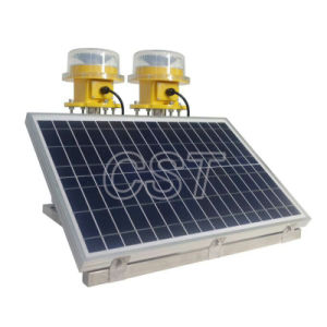 Medium-Intensity Double Solar Aviation Obstruction Light pictures & photos