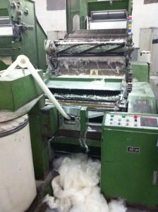 Sheep Allama Wool Processing Textile Machine pictures & photos