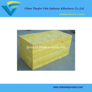 Top Quality Glass Wool Board for Construction (10-96KG/M3)